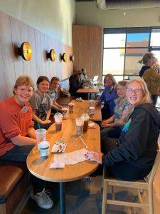 A Retired Teacher's Smile – Mrs. Reta!